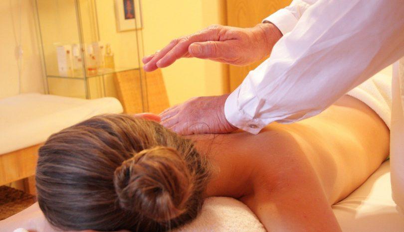 Thailändsk massage