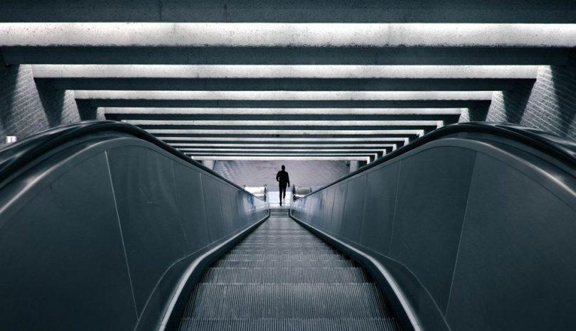 När livet och trappan rullar på