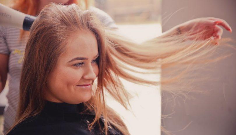 Ny stil hos frisör i Stockholm